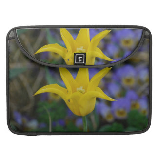 Perfect Yellow Tulip Sleeves For MacBook Pro