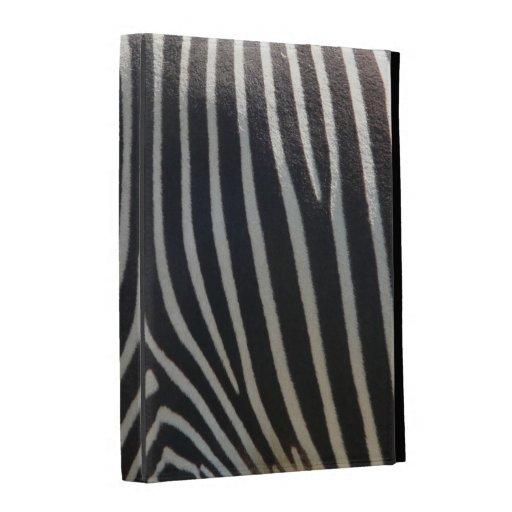 Perfectamente estampado de zebra