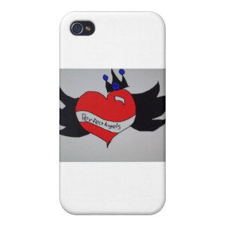 PerfectAngels iPhone 4/4S Carcasas
