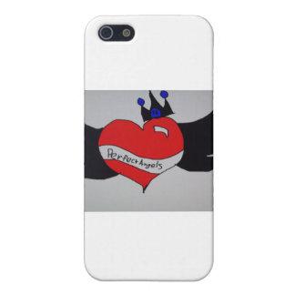 PerfectAngels iPhone 5 Cárcasa