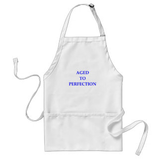 perfection adult apron