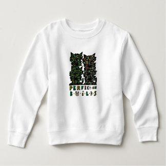 """Perfection Builds"" Toddler Sweatshirt"