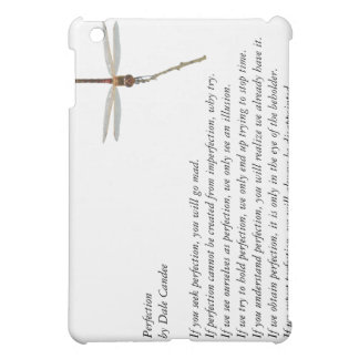Perfection by Dale Candee iPad Mini Covers