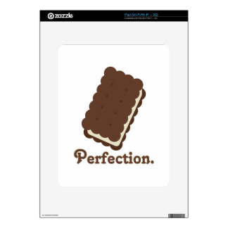 Perfection Decals For iPad
