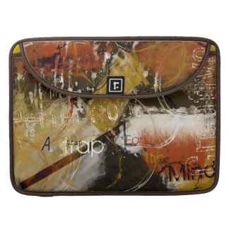 Perfection is a Trap for the Creative Mind MacBook Pro Sleeve