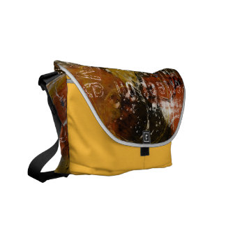 Perfection is a Trap for the Creative Mind Messenger Bag