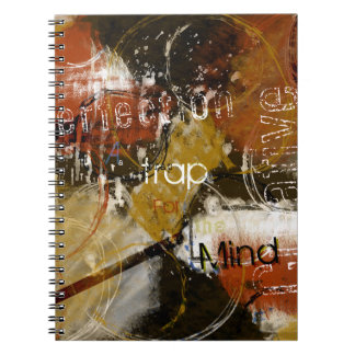 Perfection is a Trap for the Creative Mind Notebook