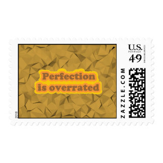 Perfection Postage Stamp