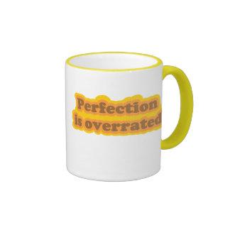 Perfection Ringer Coffee Mug