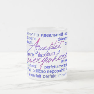 Perfectly I'mperfect Accepted Everywhere Mugs