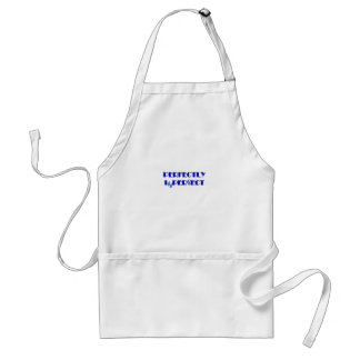 PERFECTLY IMPERFECT ADULT APRON
