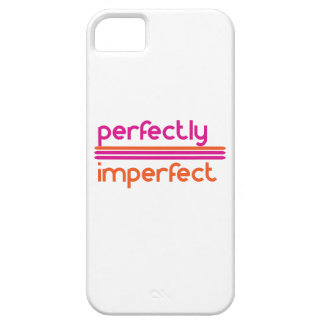 Perfectly Imperfect iPhone SE/5/5s Case
