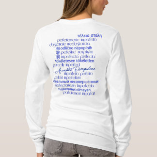 Perfectly Imperfect/Limitless Blue Skies T-Shirt