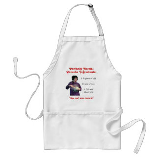 Perfectly Normal Pancakes Adult Apron