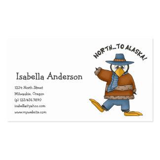 Perfectly Penguin · Alaska Business Card