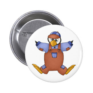 Perfectly Penguin · Boy Brown Pin