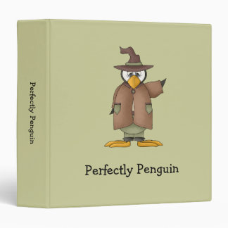 Perfectly Penguin · Pilgrim Binder