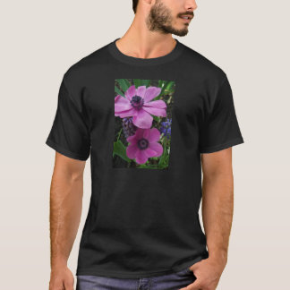 Perfectly Pink Anemone Blossom T-Shirt