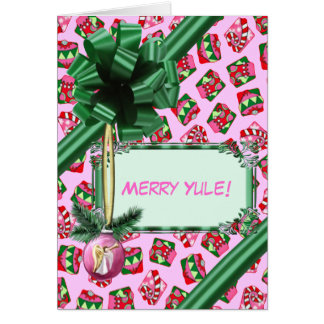 Perfectly Pink Gifts Card