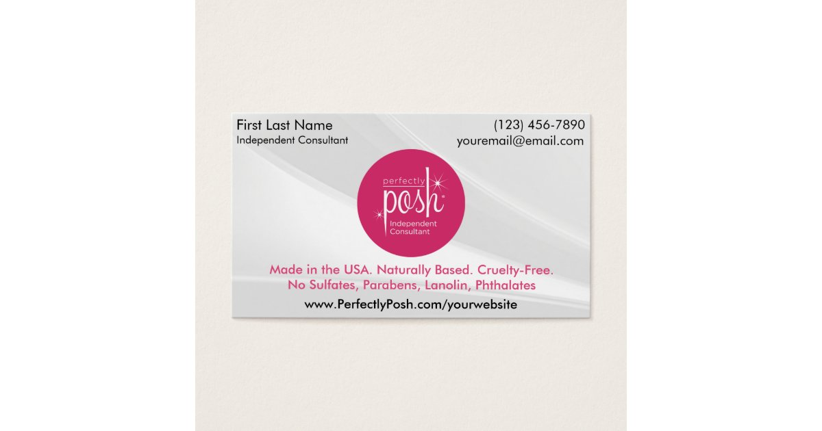 Independent Consultant Business Cards & Templates | Zazzle