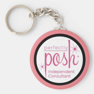 Perfectly Posh Independent Consultant gifts Keychain