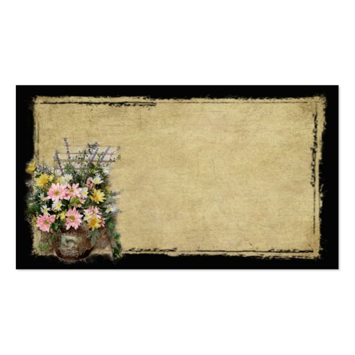 Perfectly Prim Florals- Prim Biz Cards Business Card