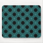 Perfectly Swanky Mousepad, Teal