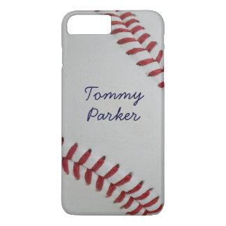 Perfecto fantástico de la echada del béisbol funda iPhone 7 plus