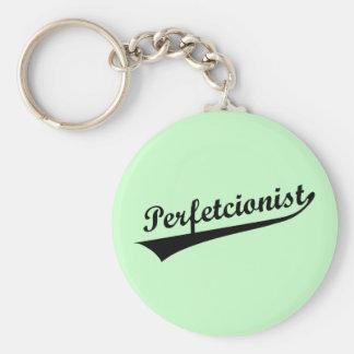 Perfetcionist Llavero Redondo Tipo Pin
