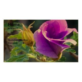 Perfil Card_by Elenne Boothe de Believe_ Tarjetas De Visita