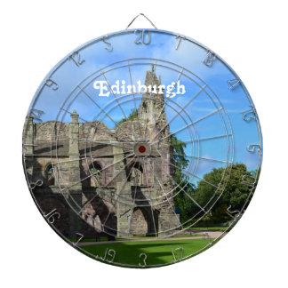 Perfil de la abadía de Holyrood Tabla Dardos
