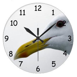 Perfil de la gaviota relojes