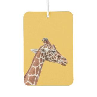 Perfil de la jirafa