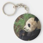 Perfil de la panda llaveros personalizados