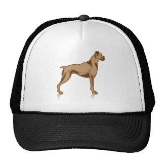 Perfil del dogo gorras de camionero
