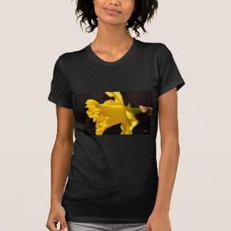 Perfil del narciso camisetas