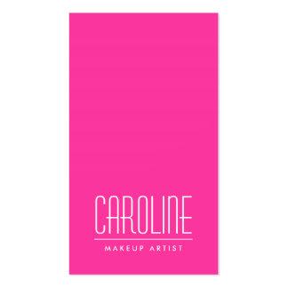 Perfil personal de la moda femenina de las rosas f plantillas de tarjetas personales