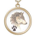 Perfil principal del lobo