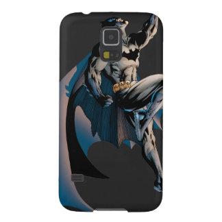 Perfil vago de Batman Carcasas De Galaxy S5