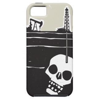 Perforación para la muerte iPhone 5 Case-Mate protector