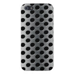 Perforated Metal Grate Case For iPhone SE/5/5s