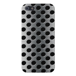 Perforated Metal Grate iPhone 5 Cover