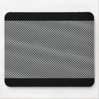 Perforated Steel Plating Mouse Pad