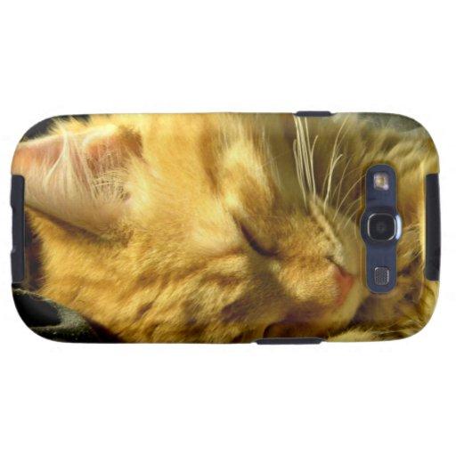 Perfore el Snuggle Samsung Galaxy S3 Funda