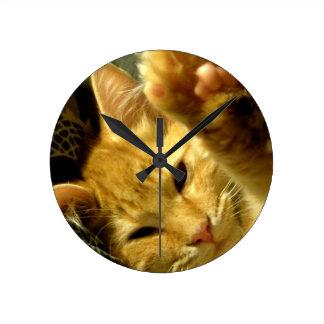 Perfore Reloj Redondo Mediano