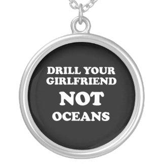 Perfore sus océanos de la novia NO - Joyerias