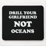 Perfore sus océanos de la novia NO - Tapetes De Raton