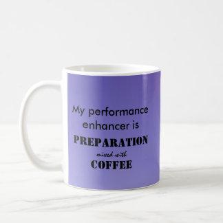 Performance Enhancer is Preparation and Coffee Coffee Mug