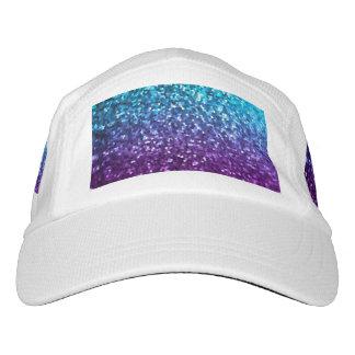 Performance Hat Mosaic Sparkley Texture