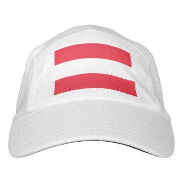 Performance Hat with flag of Austria